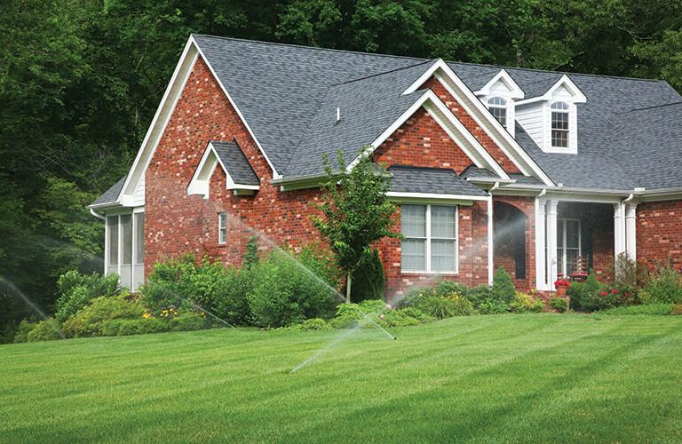 Residential Sprinker System
